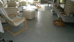 posadzka dekoracyjna betonowa szpachlowa 1
