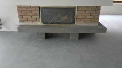 posadzka dekoracyjna betonowa szpachlowa 12