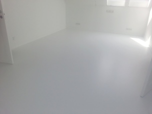 posadzka dekoracyjna poliuretanowa biała matowa 29