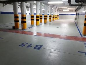 posadzka przemysłowa garażowa na zasypie 9