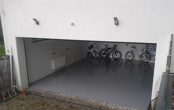 posadzka przemysłowa garażowa wzmocniona laminatem 6